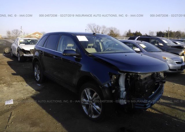 Inventory #891295633 2012 FORD EDGE