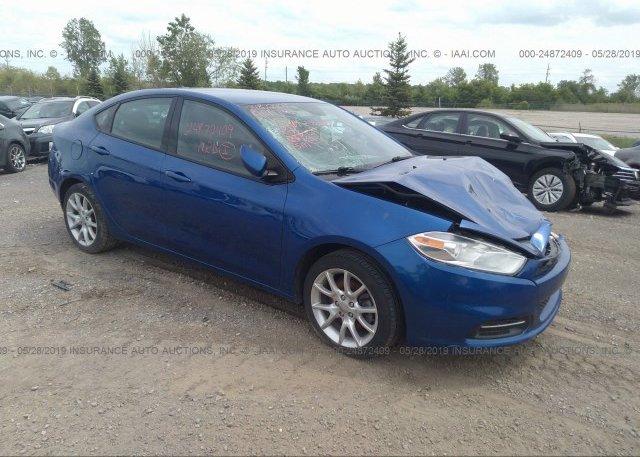 Inventory #322662426 2013 Dodge DART