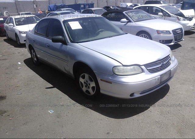 Inventory #428488208 2003 Chevrolet MALIBU