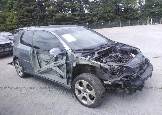 Inventory #136115335 2007 Volkswagen NEW GTI