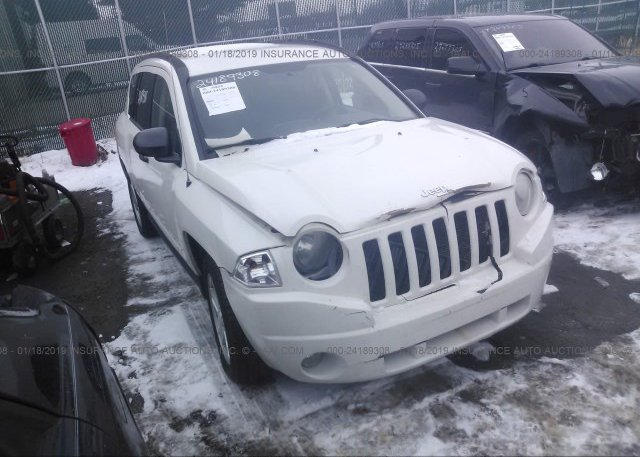 Inventory #772229854 2008 JEEP COMPASS