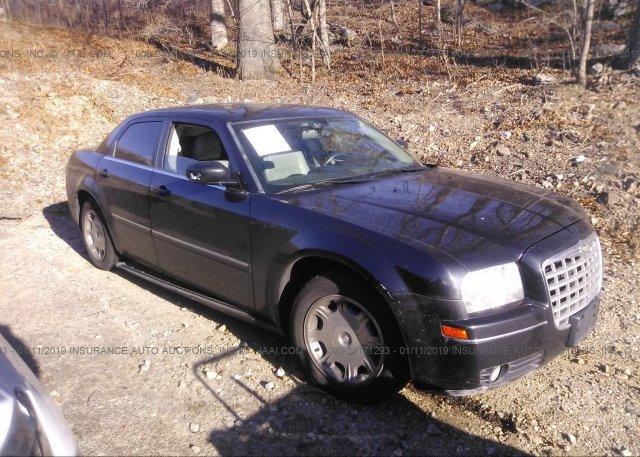 Inventory #328975483 2006 Chrysler 300