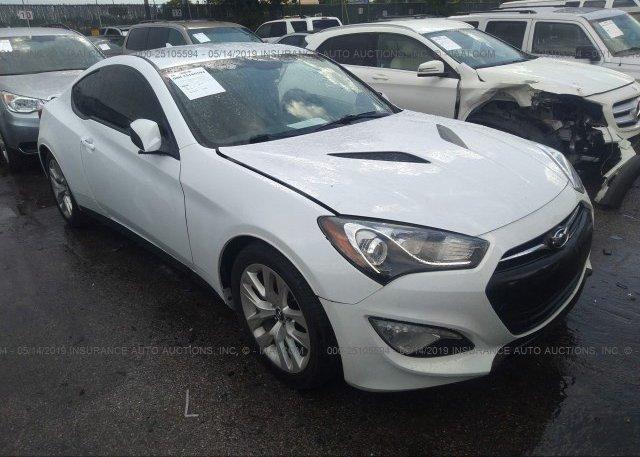 Inventory #920283187 2014 Hyundai GENESIS COUPE