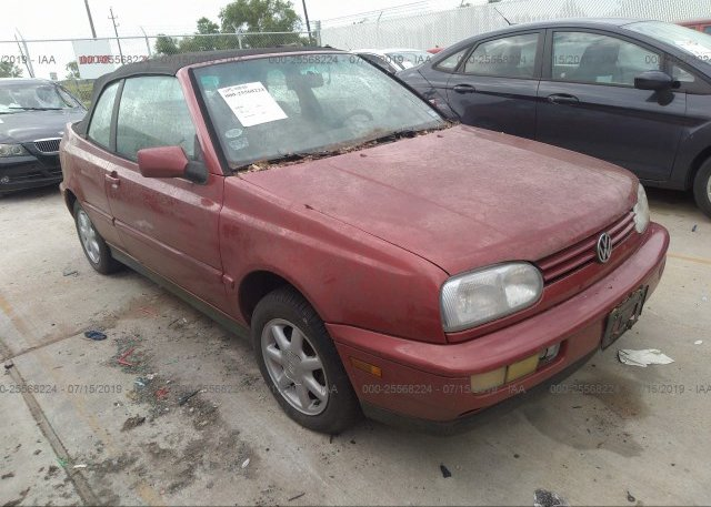 Inventory #198515046 1997 Volkswagen CABRIO