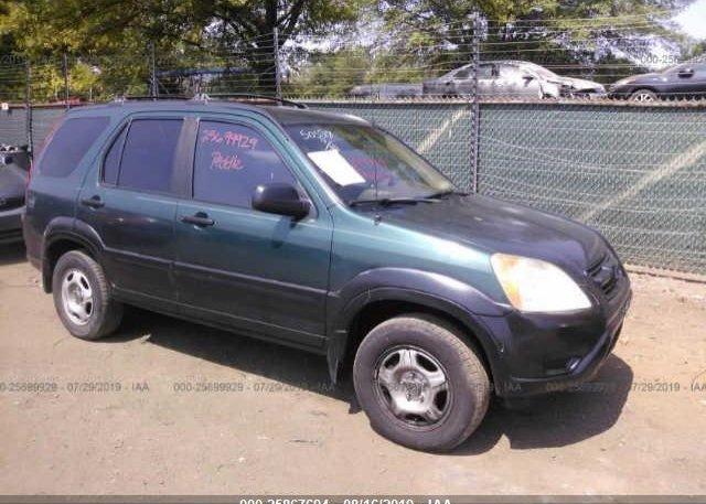 Inventory #324264708 2002 HONDA CR-V