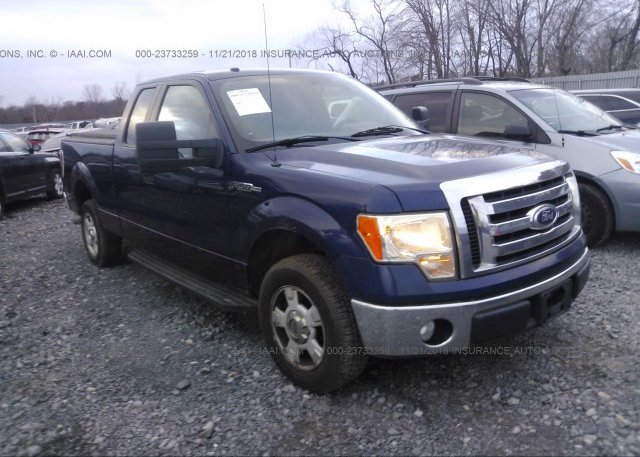 Inventory #846262317 2010 FORD F150