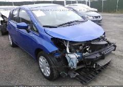 2016 NISSAN VERSA NOTE - 3N1CE2CP2GL401729 Left View