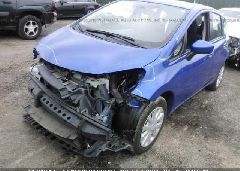 2016 NISSAN VERSA NOTE - 3N1CE2CP2GL401729 Right View