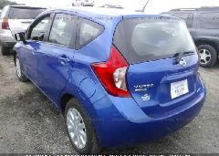 2016 NISSAN VERSA NOTE - 3N1CE2CP2GL401729 [Angle] View