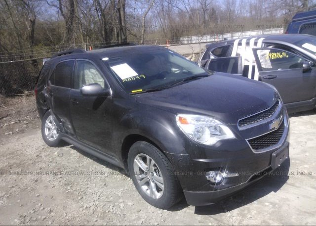 Inventory #158023445 2015 Chevrolet EQUINOX