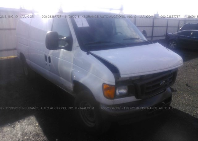 Inventory #689750551 2007 FORD ECONOLINE
