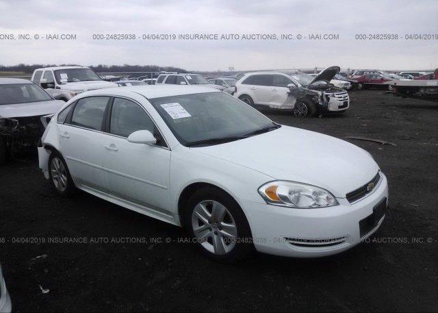 Inventory #489921275 2010 Chevrolet IMPALA