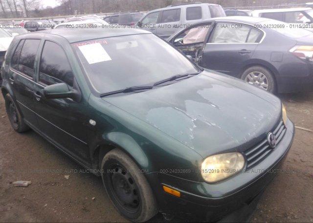 Inventory #975200137 2000 Volkswagen GOLF