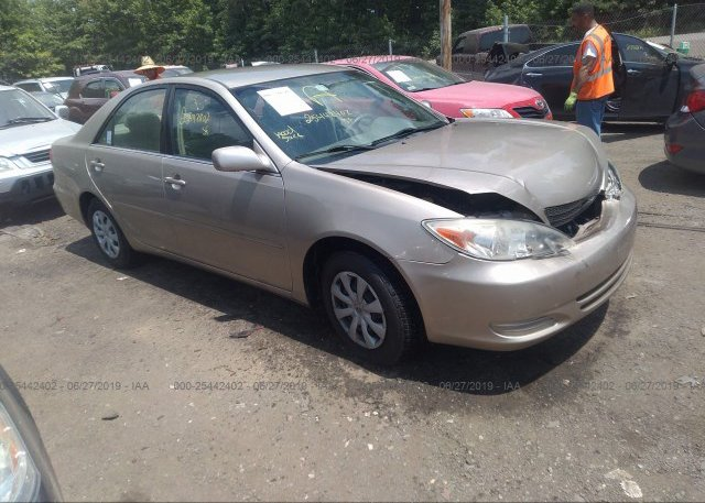 Inventory #241465334 2003 Toyota CAMRY