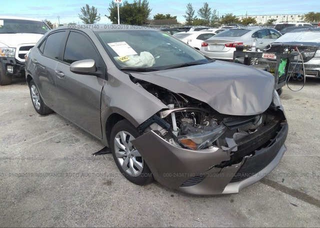 Inventory #306585185 2016 Toyota COROLLA