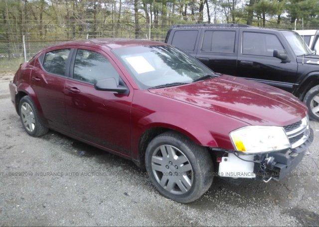 Inventory #179615671 2014 Dodge AVENGER