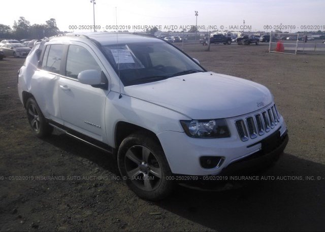 Inventory #680689520 2016 JEEP COMPASS