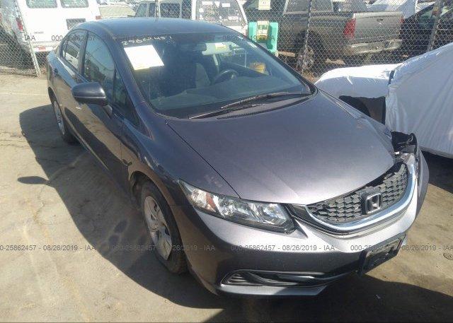 Inventory #126586411 2015 Honda CIVIC