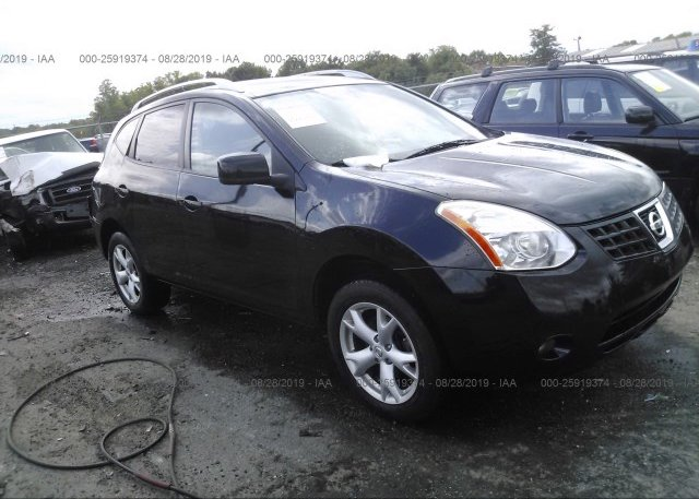 Inventory #220332362 2009 Nissan ROGUE