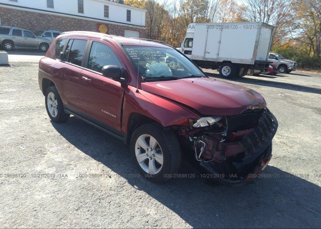 Inventory #126409165 2017 JEEP COMPASS