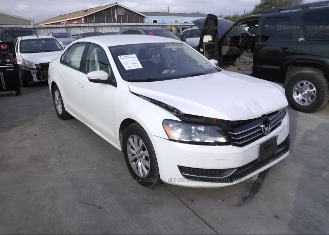 Inventory #304770717 2013 Volkswagen PASSAT