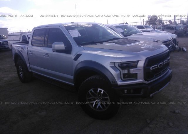 Inventory #940200875 2017 Ford F150