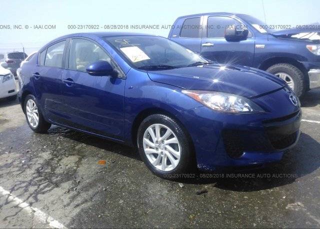Inventory #414078330 2012 Mazda 3