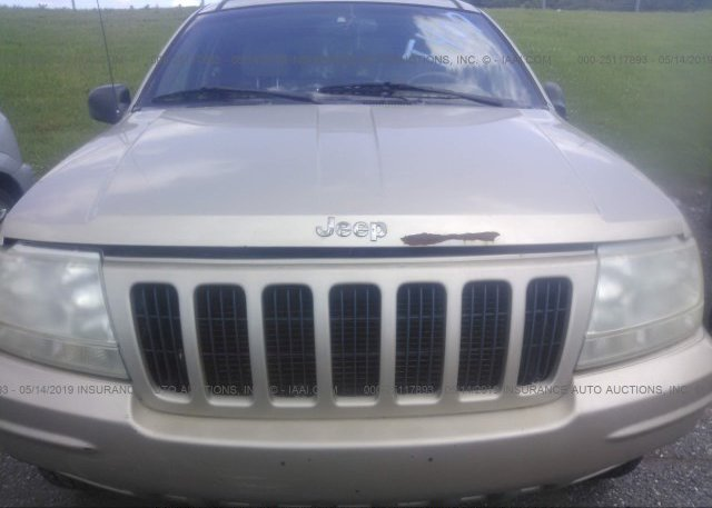 Inventory #969158569 2000 JEEP GRAND CHEROKEE