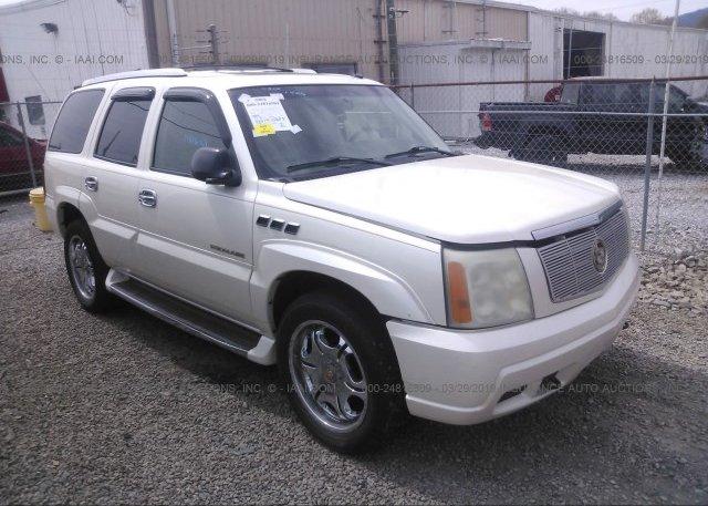 Inventory #361196686 2002 Cadillac ESCALADE