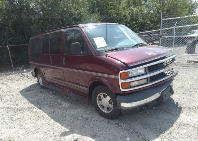 Inventory #360058351 2000 Chevrolet EXPRESS G1500