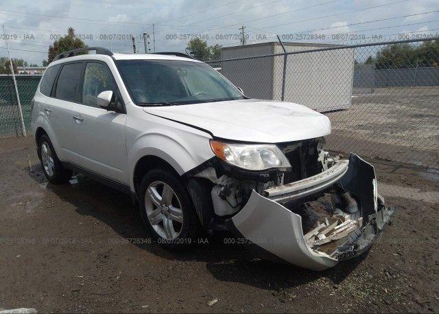 Inventory #410750449 2009 Subaru FORESTER