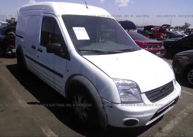 Inventory #571158548 2012 FORD TRANSIT CONNECT