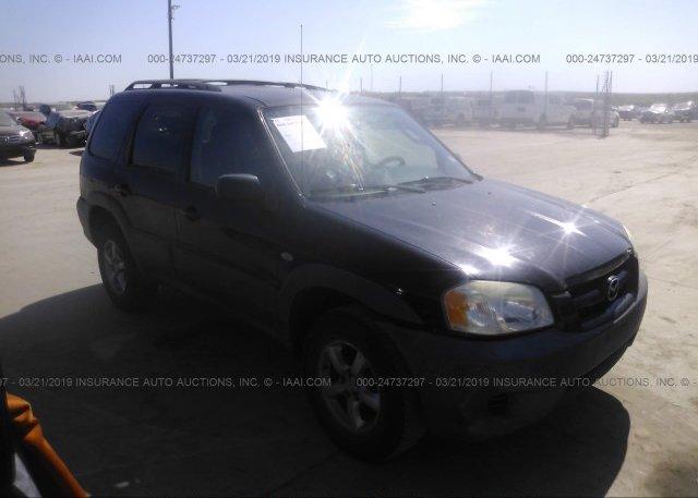 Inventory #376060942 2006 Mazda TRIBUTE