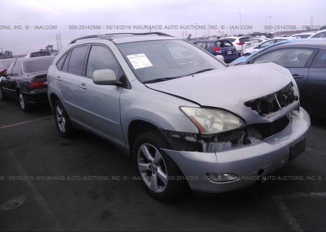 Inventory #626379243 2004 Lexus RX