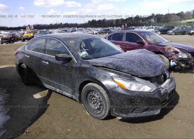 Inventory #595867052 2016 Nissan ALTIMA