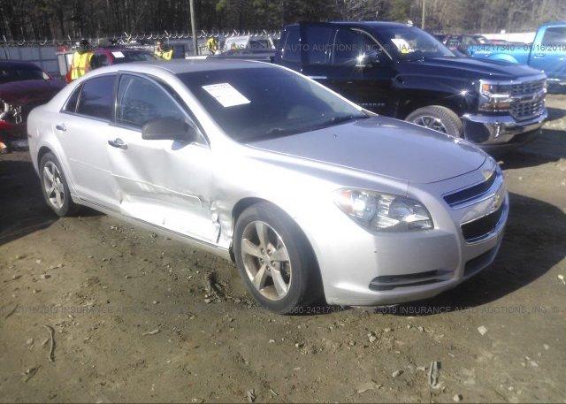 Inventory #411993678 2012 Chevrolet MALIBU