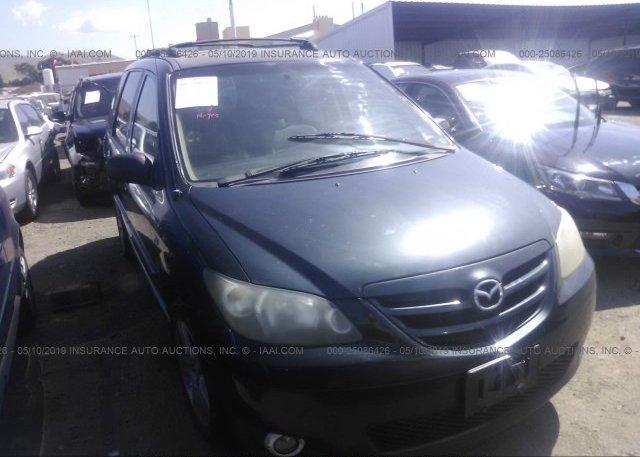 Inventory #236402980 2004 Mazda MPV