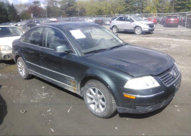 Inventory #428780255 2004 Volkswagen PASSAT