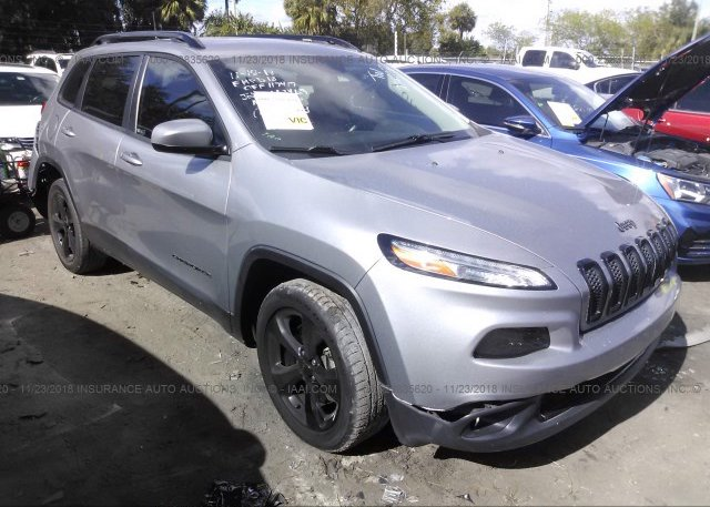 Inventory #938534500 2016 JEEP CHEROKEE