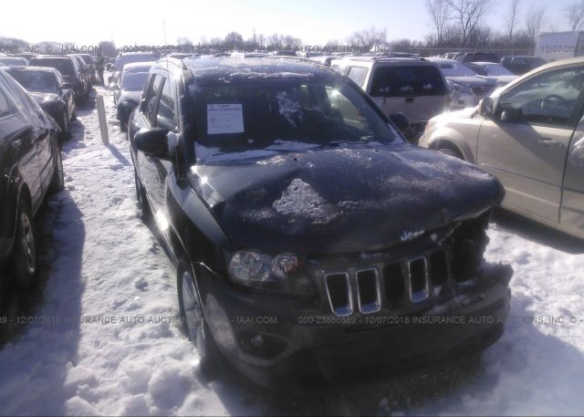 Inventory #485850206 2016 JEEP COMPASS