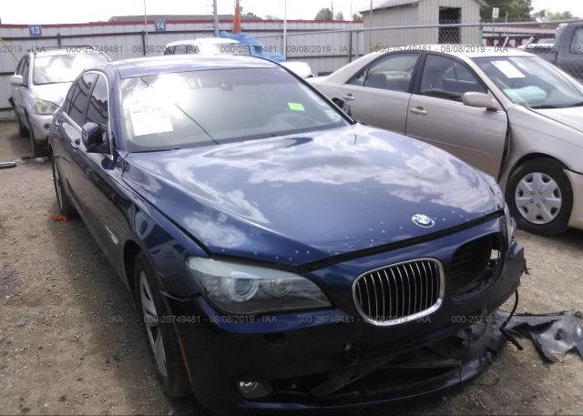 Inventory #956670738 2011 BMW 740