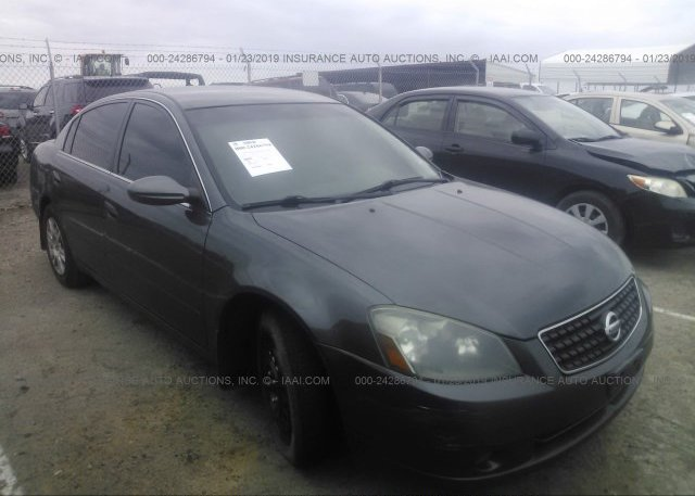 Inventory #227340398 2006 Nissan ALTIMA