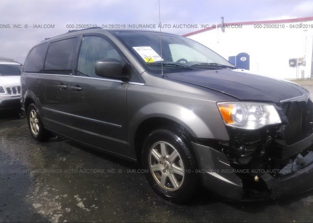 Inventory #670230161 2010 Chrysler TOWN & COUNTRY
