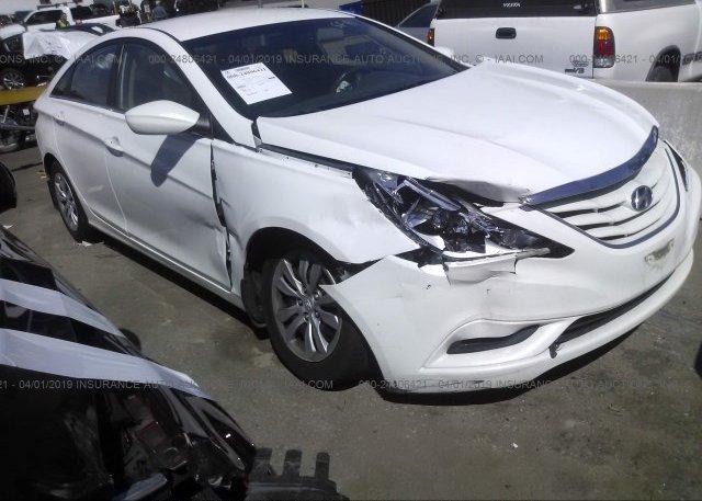 Inventory #365127983 2012 Hyundai SONATA