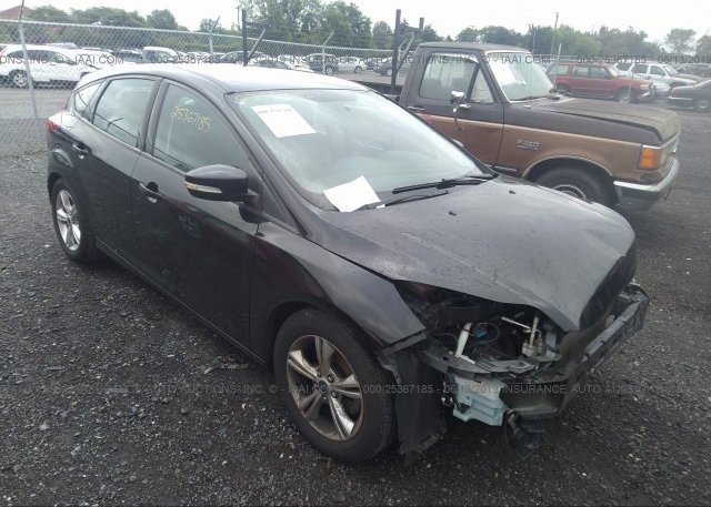Inventory #818898314 2014 FORD FOCUS