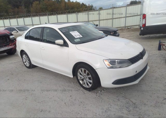 Inventory #951936735 2012 Volkswagen JETTA