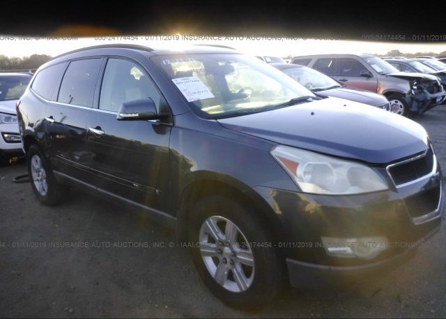 Inventory #158694601 2009 Chevrolet TRAVERSE