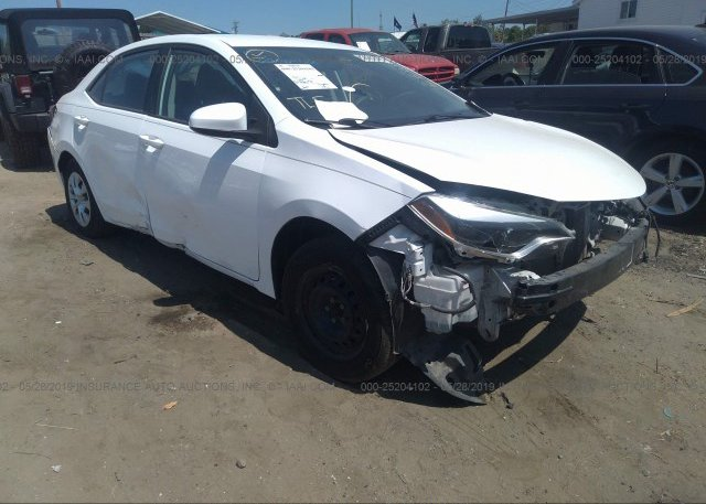 Inventory #239002374 2015 Toyota COROLLA