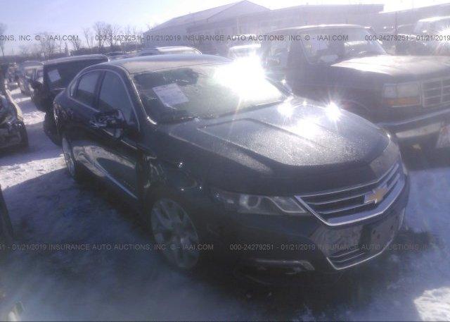 Inventory #863460885 2017 Chevrolet IMPALA