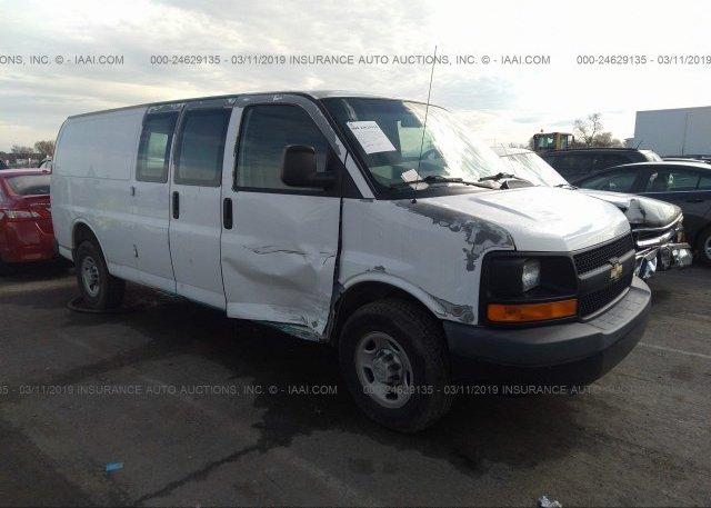 Inventory #981471937 2007 Chevrolet EXPRESS G2500